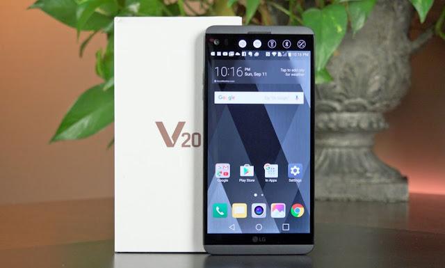 LG V20 Teknik Özellikleri ve Türkiye Fiyatı