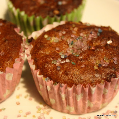 How to make Bran and Apple Muffins