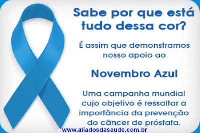 Câncer de Próstata - 7 Dicas para Prevenir - Novembro Azul