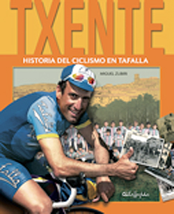 Txente, Historia del Ciclismo en Tafalla