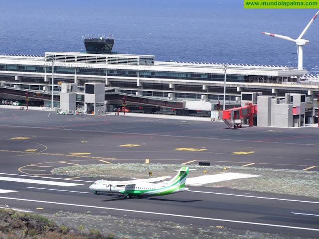 Binter lanza 3.000 plazas a 30 euros para sus rutas exteriores y refuerza los vuelos entre La Palma y Tenerife