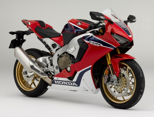 Harga Honda CBR1000RR Fireblade SP 2017