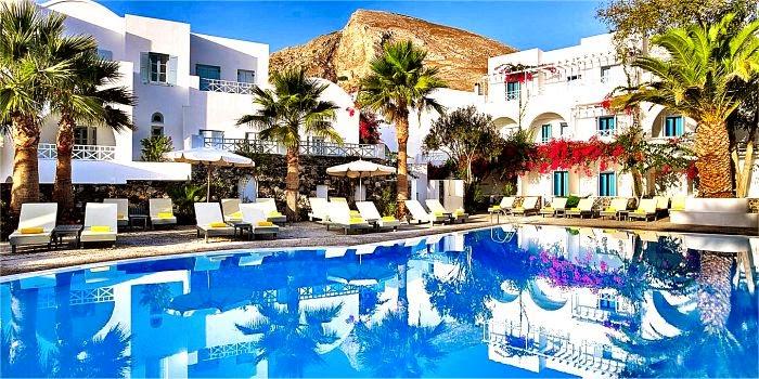 Villaggi turistici Santorini - Grecia