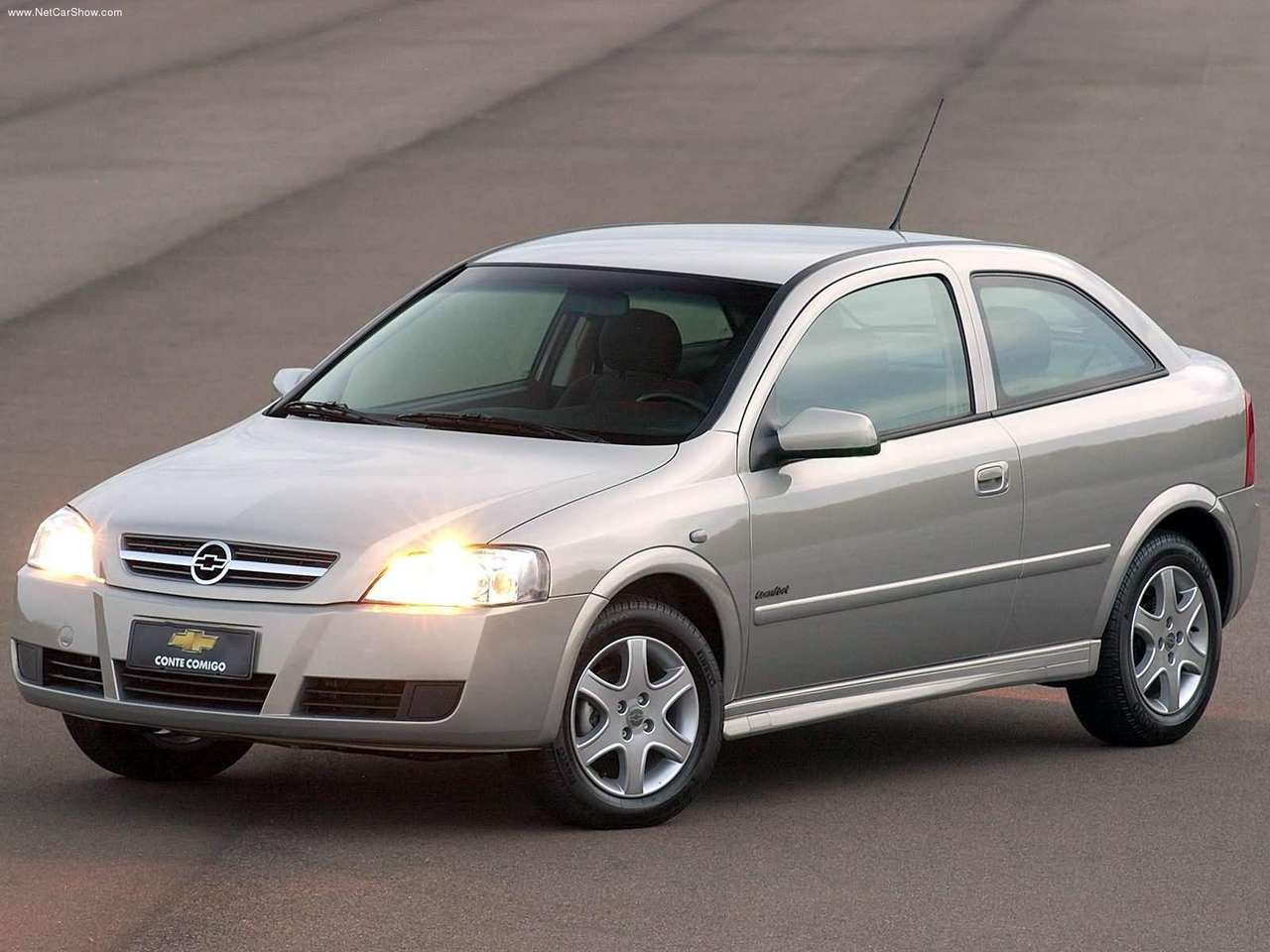 2005 Chevrolet Astra 2.0 Flexpower Comfort