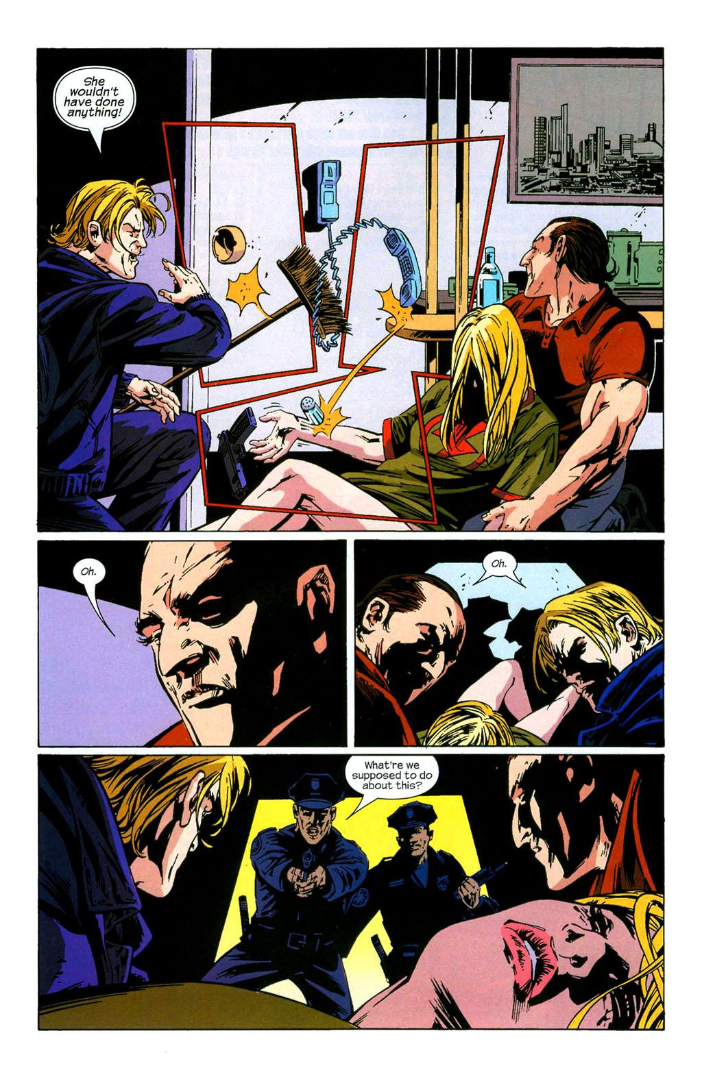 Hawkeye (2003) Issue #4 #4 - English 11