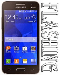 Cara Flashing/install ulang Samsung Galaxy Core 2 G355H Bootloop