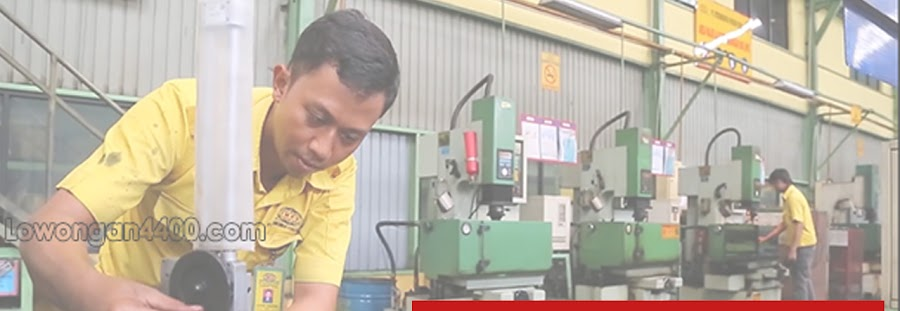 Lowongan Kerja PT. Intermesindo Forging Prima Tangerang