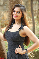 Aswini in lovely Deep Neck Sleeveless Black Dress Spicy Pics ~  Exclusive 45.JPG