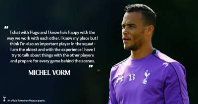 Vorm ready for Colchester