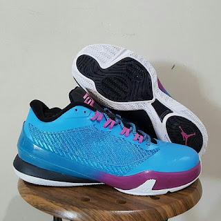 Sepatu Basket Jordan CP3 VIII sky blue , toko sepatu basket , jual sepatu basket , jual sepatu basket , harga jordan cp3, jordan cp3 VIII