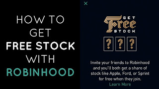 Sign Up To Robinhood Get A Free Stock