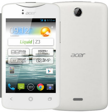 Download Firmware Acer Z130