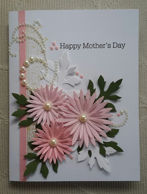 mother day greeting card design