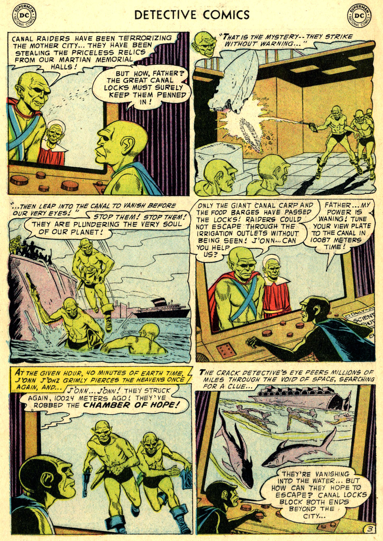 Read online Detective Comics (1937) comic -  Issue #236 - 18