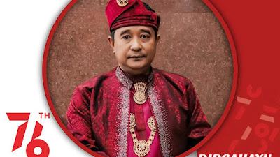 """Ditjen Politik dan PUM Kementerian Dalam Negeri dan badan Kesbangpol se-Indonesia mengucapkan """"Dirgahayu Kemerdekaan RI ke 76 tahun 2021"""""""
