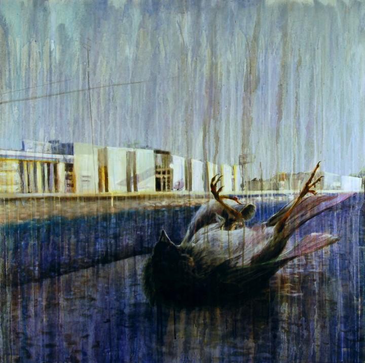 Thea Wolfe. Рисунки акварелью 16