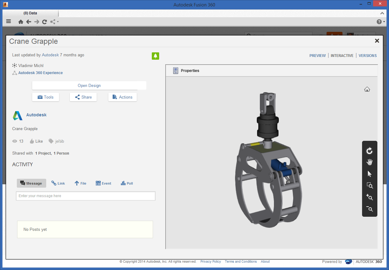 Budweiser Blog: Autodesk Fusion 360 with online collaboration