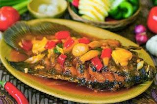 Resep Masakan Cara Membuat Pesmol Ikan