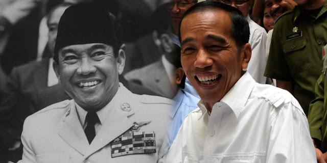 Satu Lagi, Cita-cita Soekarno Terwujud di Era Pemerintahan Jokowi