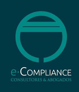 Logotipo e-compliance consultores y abogados