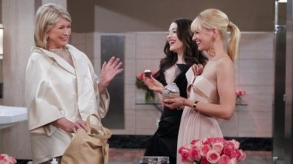 2 Broke Girls - Season 1 Episode 23- 24: And Martha Stewart Have A Ball (1) & (2)