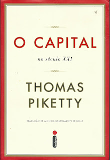 O Capital no Século XXI, Piketty