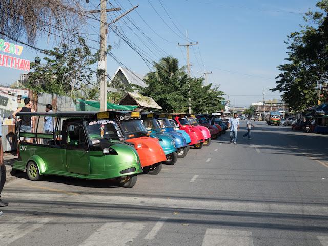Ayutthaya Tuktuk