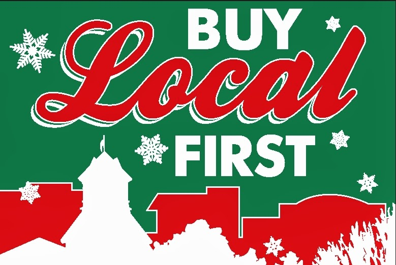Digital Notebook: Shop Local Saturday and all Month Long ...