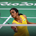 Twittor reacts on P.V.Sindhu for final at Rio Olympics 2016