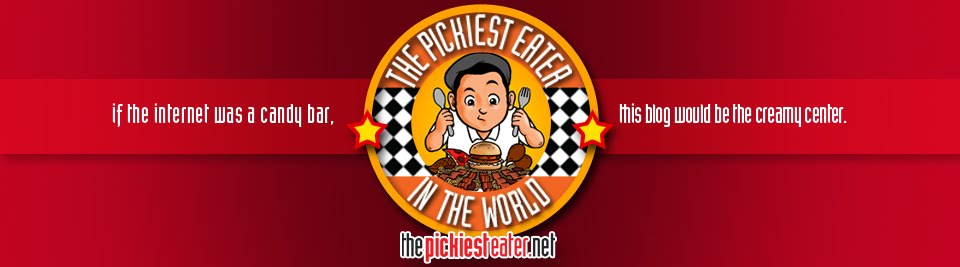 THE PICKIEST EATER IN THE WORLD