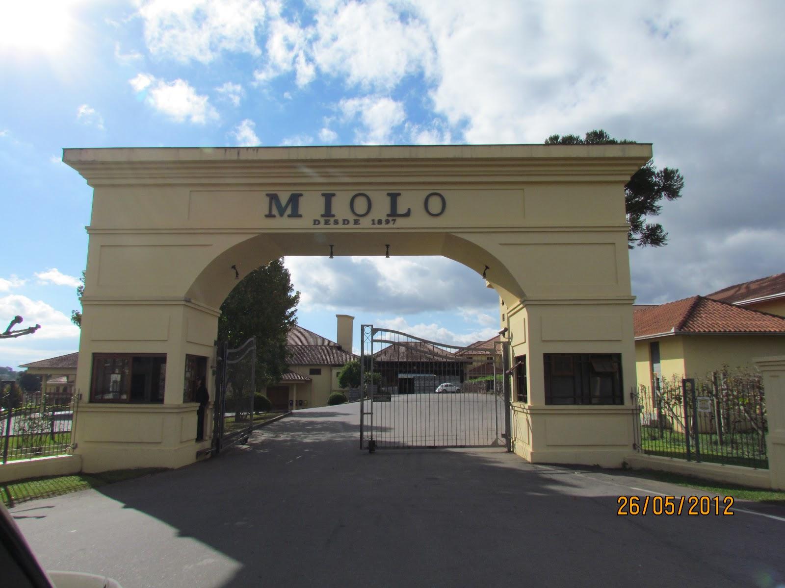 Vinícola Miolo