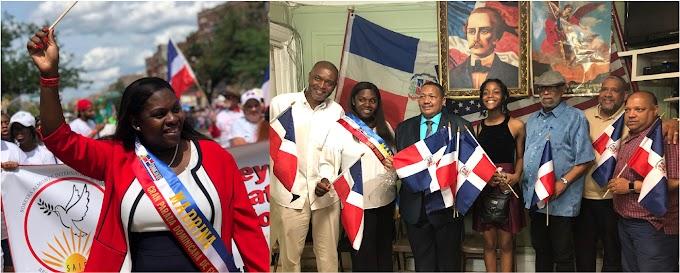 Madrina de la Gran Parada Dominicana de El Bronx niega sea haitiana y denuncia que teme por su vida