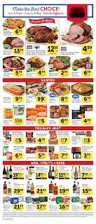 Safeway sale ad