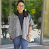 Her most coolest look? Uche Jumbo stylishly steps out (Photos)