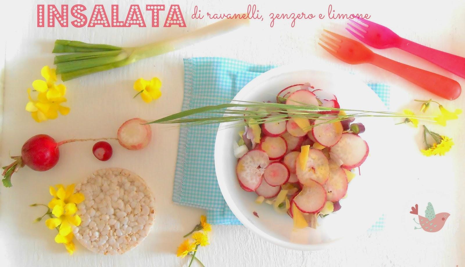 Una meravigliosa insalata, fresca e dai sapori leggermente asiatici. Come sempre, la ricetta qui: www.lacasasullascogliera.net