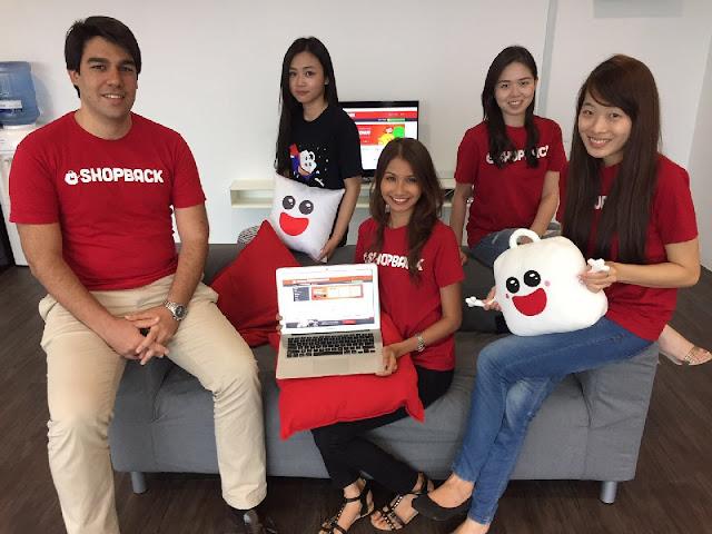 ShopBack Malaysia team members