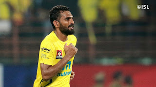 Indian Super League: Vineeth CK