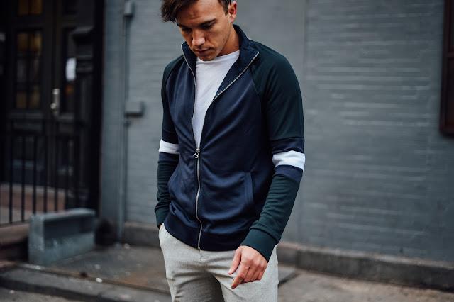 jaqueta esportiva masculina