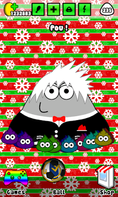 Download Pou MOD Unlimited Coin