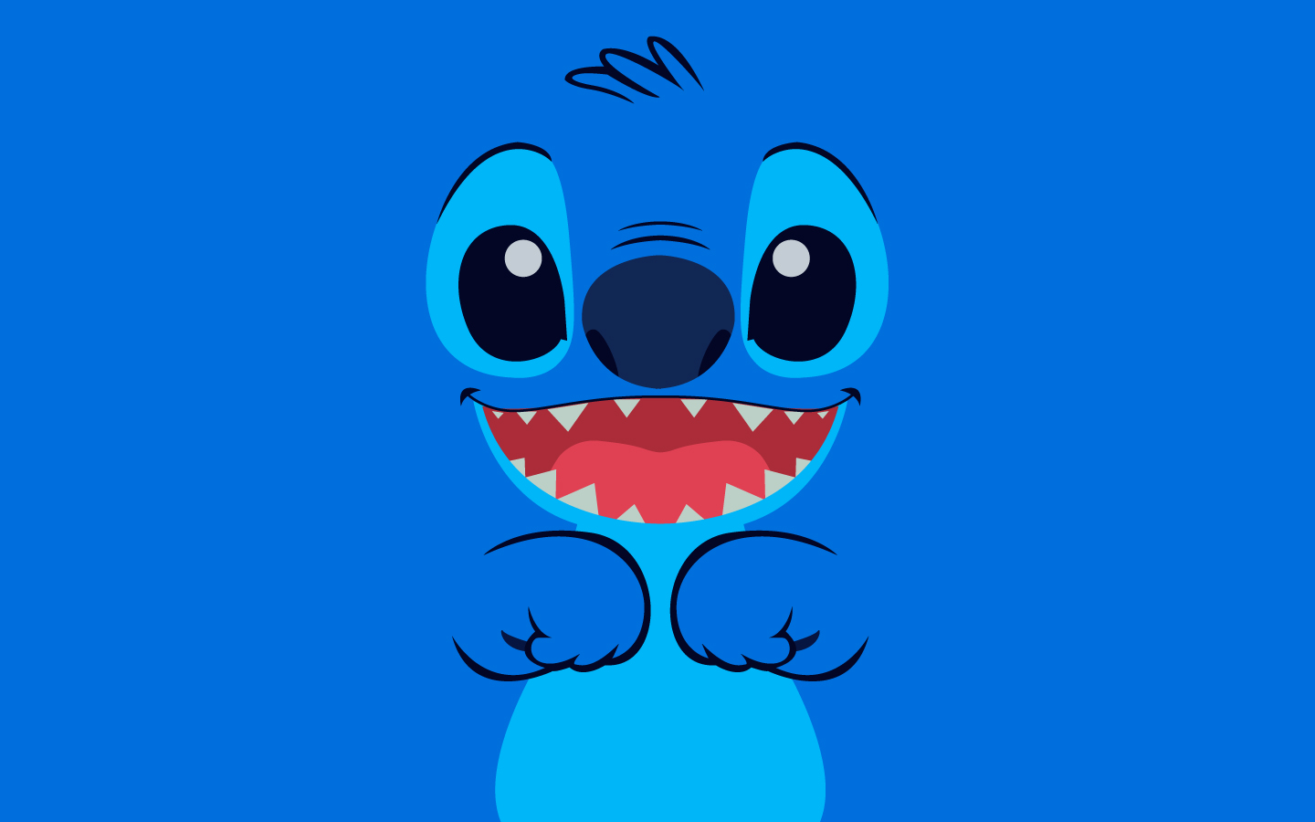 Gambar Wallpaper Kartun Stitch Gudang Wallpaper