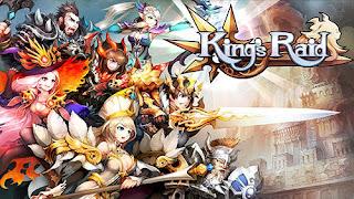 King's Raid Mod v2.6.5 Apk (Risk Mod)