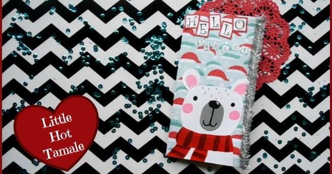 little hot tamale pen pal polar bear flipbook tutorial. Black Bedroom Furniture Sets. Home Design Ideas