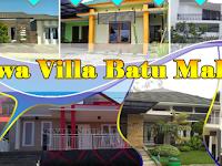 10 Villa di Batu Terlaris 2018
