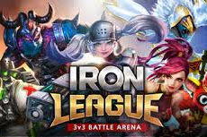 Iron League Android APK+DATA New Version