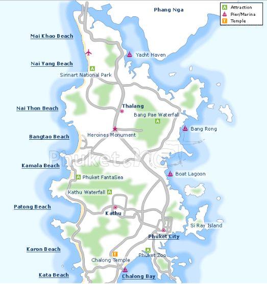 Riska Gamatri : Traveling Ke Pantai Phuket Island Dan