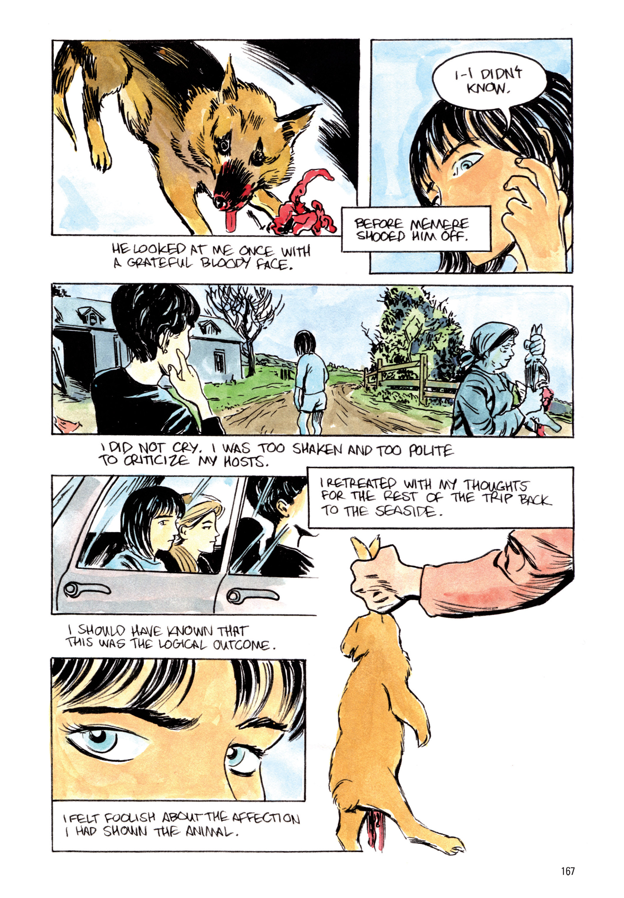 Read online The Late Child and Other Animals comic -  Issue #1 - 150