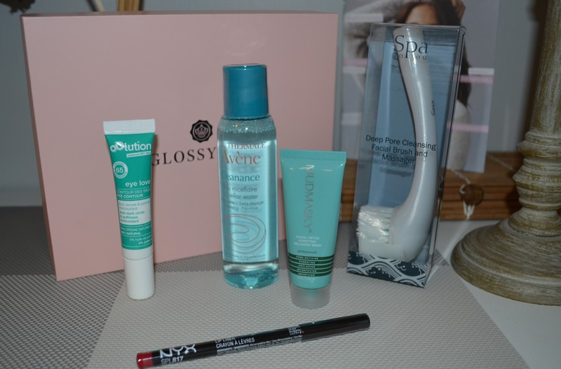 Glossybox Janvier 2017 | Simply beautiful