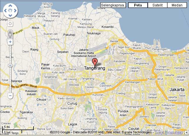 Sejarah Tangerang   Kecamatan Neglasari