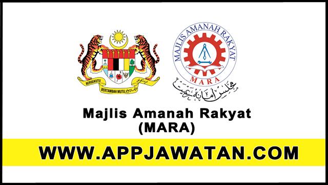 logo Majlis Amanah Rakyat (MARA)
