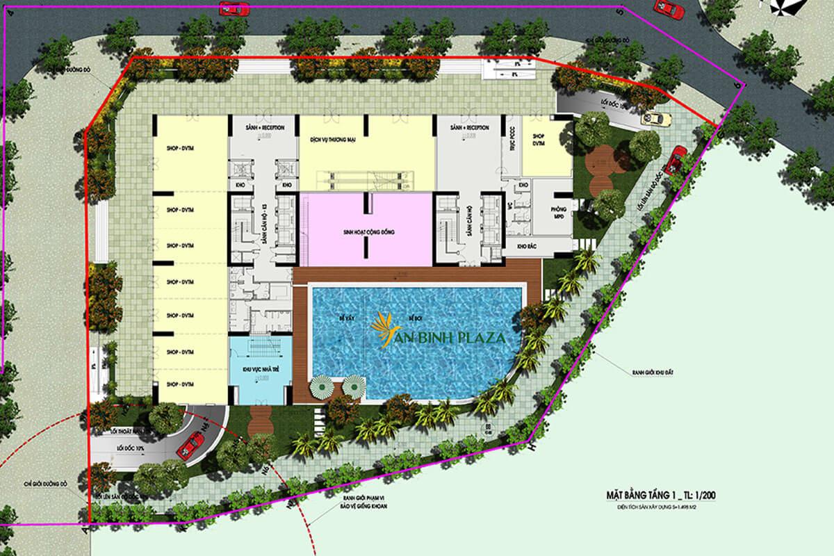 Dự án An Bình Plaza